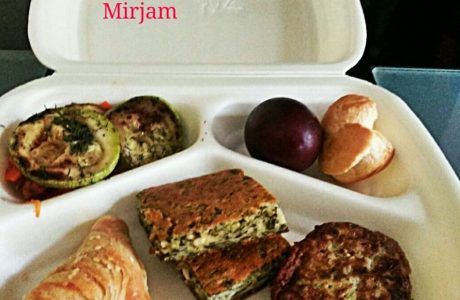Bosnian sephardic kosher packed lunch